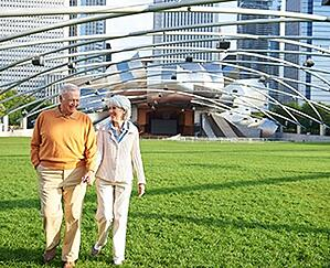 Make sure your mom and dad enjoy retirement by choosing a life plan community.
