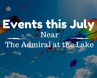 Events this July near The Admiral