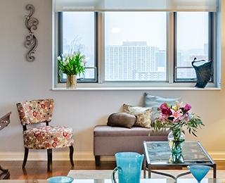 Apartment in Chicago Life